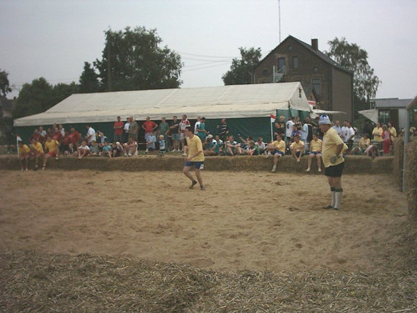 Beachfussball-Turnier 2003